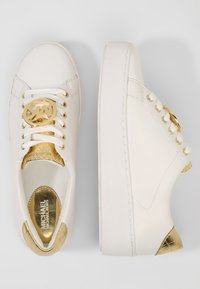 MICHAEL Michael Kors - POPPY LACE UP - Sneakers laag - optic white - 2