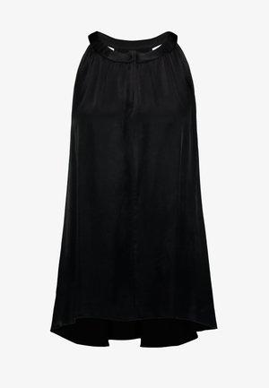 STRAPPY TOP - Blouse - black