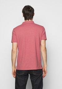 Polo Ralph Lauren - CUSTOM SLIM FIT MESH POLO - Polo shirt - highland rose - 2