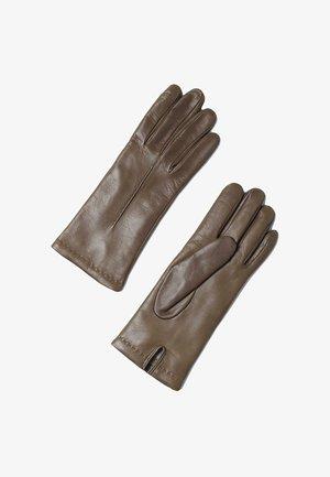Gloves - grün military green