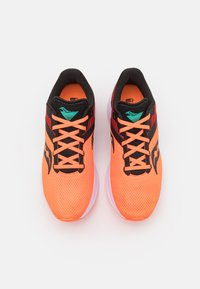 Saucony - AXON - Neutral running shoes - vizi/black - 3