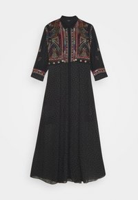 Desigual - VEST WUHAN - Shirt dress - black - 4