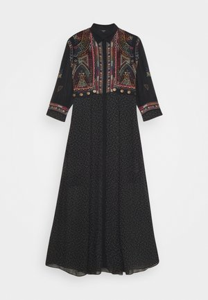 VEST WUHAN - Shirt dress - black