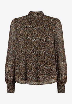 Overhemd - bruin