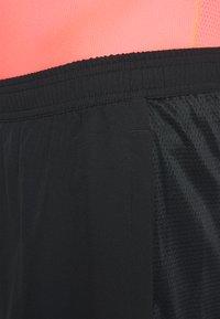adidas Performance - OWN THE RUN RESPONSE RUNNING - Sportovní kraťasy - black/grey six - 3