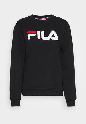 PURE - Collegepaita - black