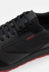 HUGO - ICELIN - Baskets basses - black - 5