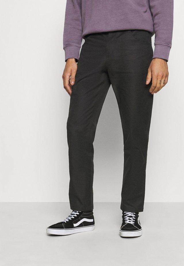FAIRDALE - Pantalon classique - black
