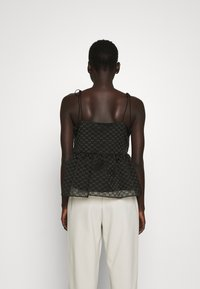Bruuns Bazaar - DITTANY LENNY  - Top - black - 2