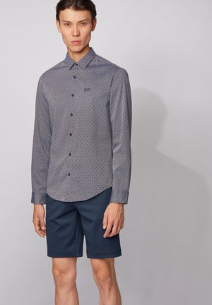BROD - Shirt - dark blue