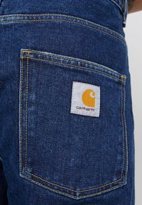Carhartt WIP - NEWEL PANT MAITLAND - Jeans Relaxed Fit - blue stone washed - 5