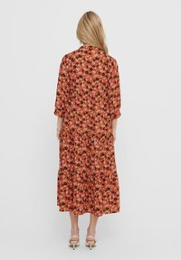 ONLY - Korte jurk - rust - 2
