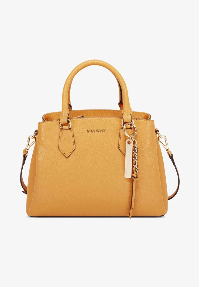 ROSE SMALL JET SET - Handbag - golden sunset
