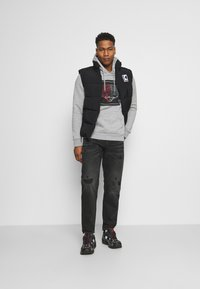 G-Star - ALUM RELAXED TAPERED - Džíny Relaxed Fit - black - 1