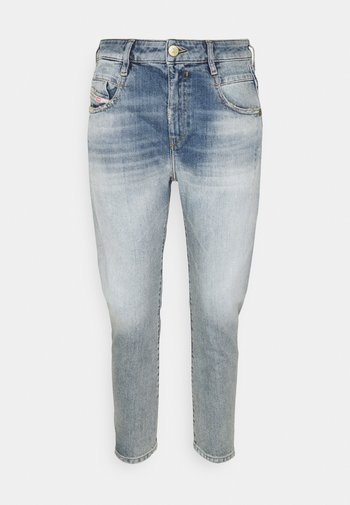 D-FAYZA - Jeans Tapered Fit - light bleached