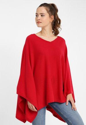 Cape - red
