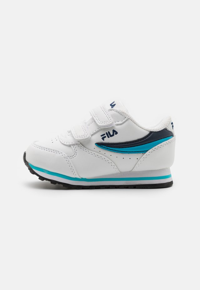 ORBIT INFANTS UNISEX - Sneakers laag - white/navy