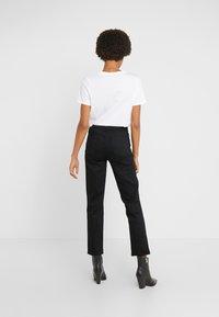 J Brand - ADELE MID RISE  - Straight leg jeans - vesper noir - 2