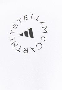 adidas by Stella McCartney - HOODIE - Long sleeved top - white - 7