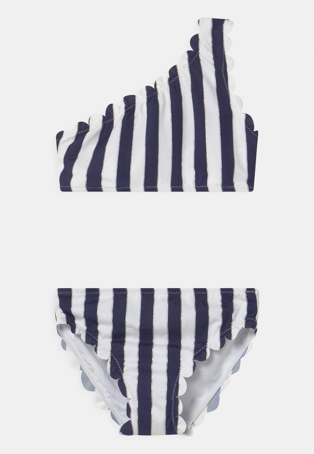 NKFZANNE SET - Bikini - dark sapphire