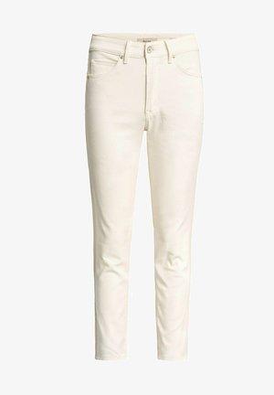 GLAMOUR  - Slim fit jeans - beige