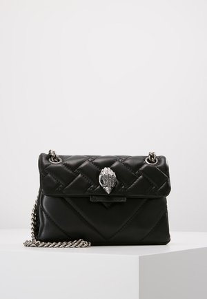 MINI KENSINGTON BAG - Torba na ramię - black