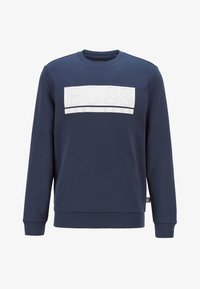 BOSS - SALBO - Sweatshirt - dark blue - 3