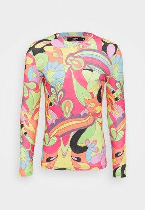 MULTI FLORAL MESH  - Maglietta a manica lunga - multi floral