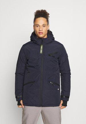 ABBOT - Short coat - navy