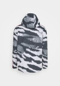 adidas Originals - ZEBRA ANORA - Summer jacket - white - 1