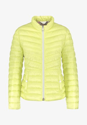 Winter jacket - tender yellow