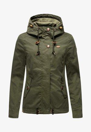 Outdoor jacket - green