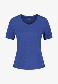 Gerry Weber - Basic T-shirt - lapislazuli - 0
