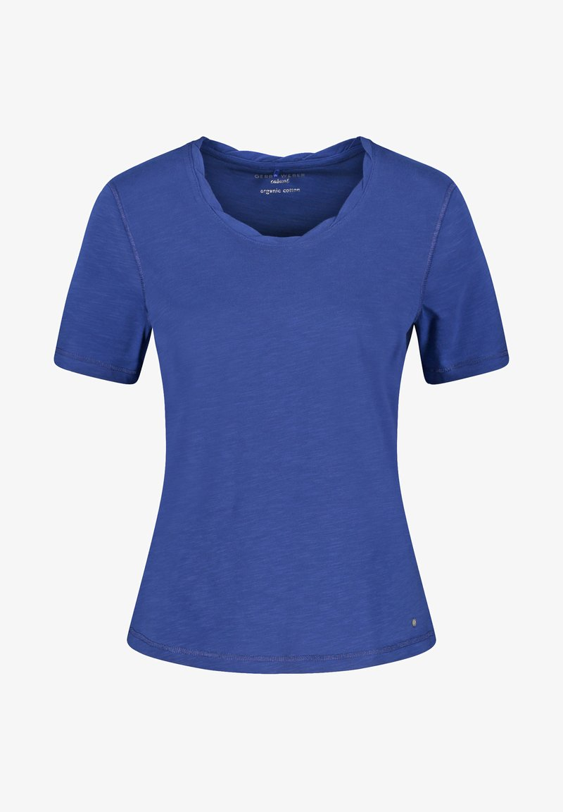 Gerry Weber - Basic T-shirt - lapislazuli
