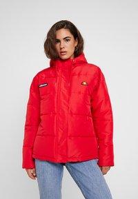 Ellesse - PEJO - Lehká bunda - red - 0