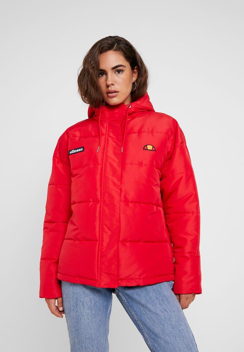 Ellesse - PEJO - Lehká bunda - red