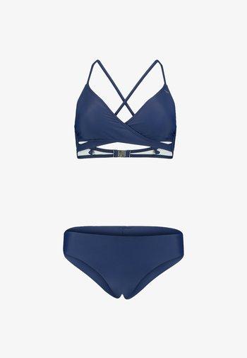 SET - Bikini - blueberry