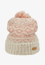 ROMANCE BEANIE - Bonnet - wheat
