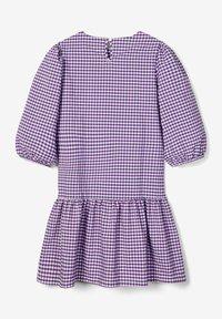 LMTD - 3/4 SLEEVE - Day dress - purple reign - 1