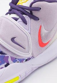 Nike Performance - KYRIE 6 - Koripallokengät - barley grape/gravity/purple seal - 5