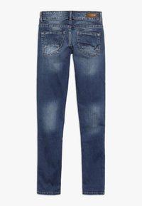 Vingino - BETTINE - Jeans Skinny - dark-blue denim - 1