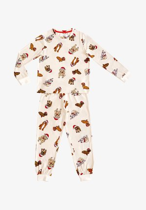 CHRISTMAS - Pyjama set - beige