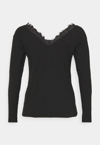Nly by Nelly - EDGE - Long sleeved top - black - 6