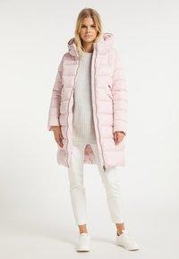 usha - Płaszcz zimowy - rosa - 1