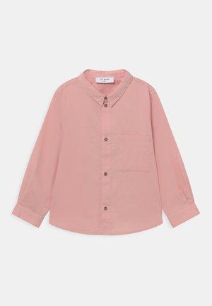 BLAKE UNISEX - Button-down blouse - old rose