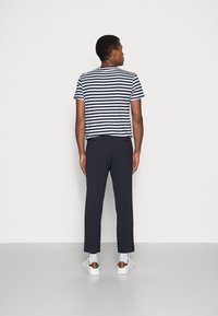 Weekday - MARD TROUSERS - Trousers - blue melange - 2