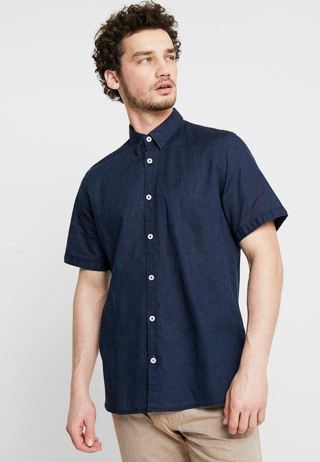 RAY - Shirt - navy eclipse blue