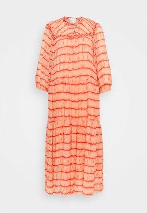 SANTIAGO DRESS - Maxi dress - dusty coral
