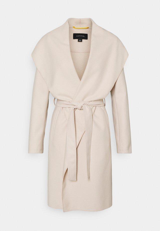 Classic coat - ivory
