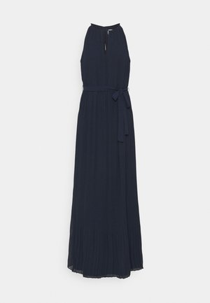 VIKATELYN HALTERNECK DRESS - Maxi dress - navy blazer
